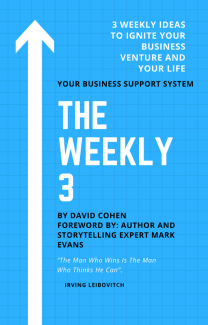 The Weekly 3 book
