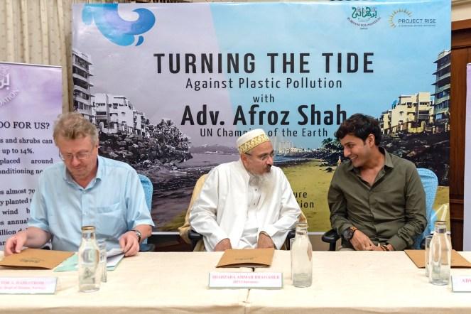 Dawoodi Bohras, Turning the Tide, Afroz Shah, Beat Plastic Pollution, Plastic Waste, Environment, Oceans, Beaches, Rivers