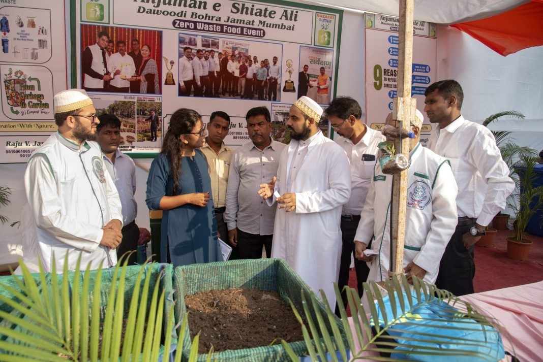 Mumbai, Zero Waste, Plastic Pollution, Turning the Tide, Plastic Pollution, Syedna Mohammed Burhanuddin, Syedna Mufaddal Saifuddin, Dawoodi Bohras