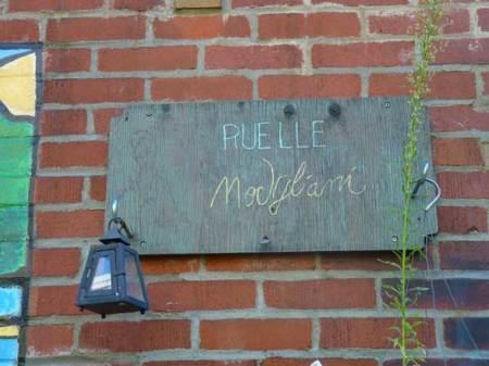 Ruelle Modigliani - Montréal - Vert
