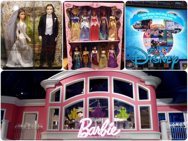 barbieworld time square