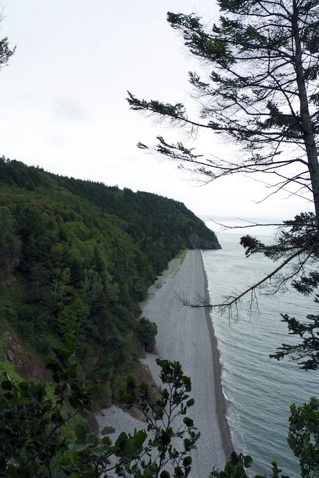 Fundy Baie Nouveau Brunswick