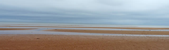 les plages de sable rouge ile du prince edouard