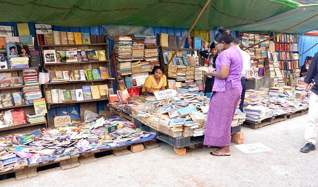 birmanie yangon myanmar