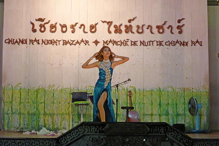 Chiang Rai Thailande Voyage