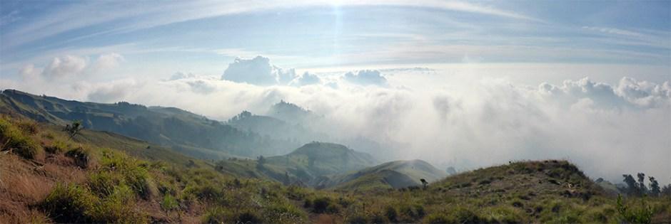 Trek au Mont Rinjani, Lombok, Indonésie