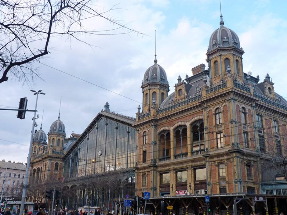 Gare ferroviaire Nyugari de Budapest