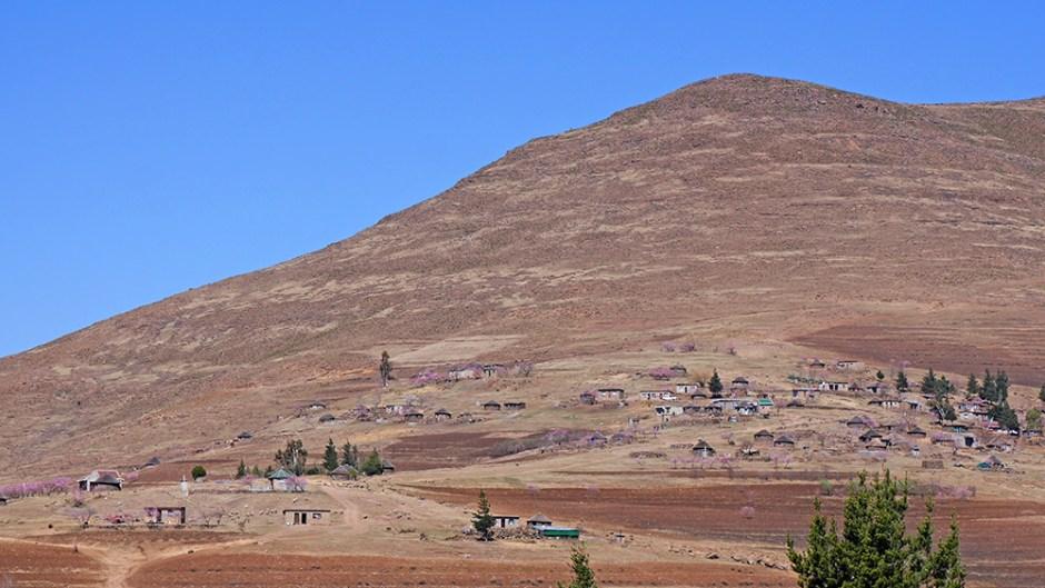 Village Lesotho