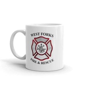 West Forks Fire & Rescue - Mug