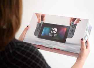 Nintendo Switch Sold Out