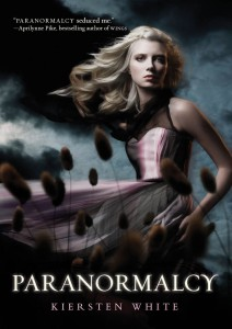 Paranormalcy, by Kiersten White