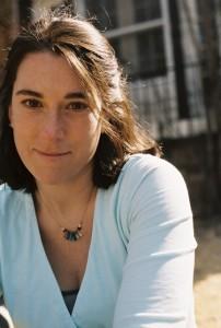 Author Rebecca Rasmussen
