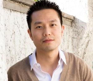 Author Samuel Park