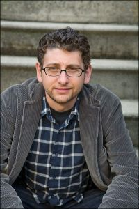 Author Daniel Polansky