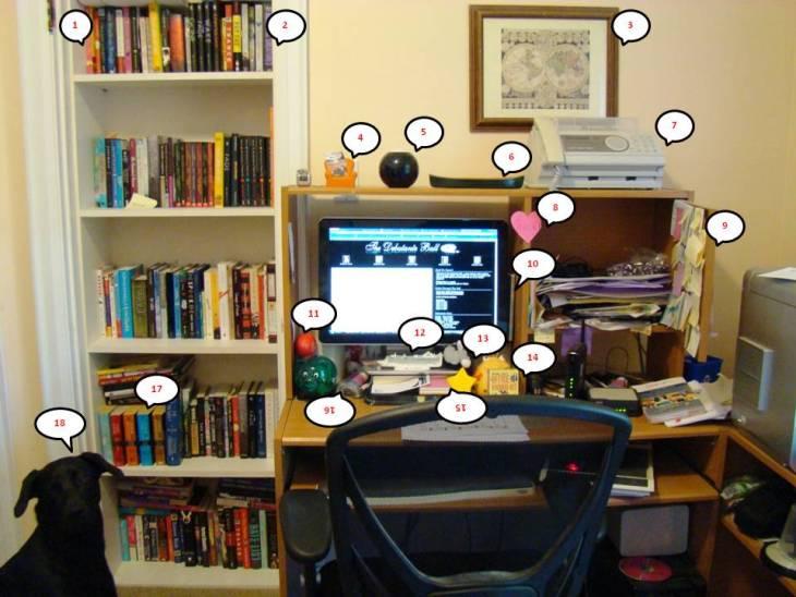 Joanne's office