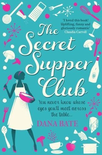 Cover to The Secret Supper Club