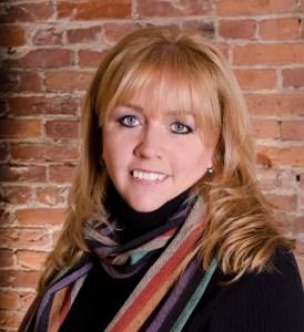 Author Ellen Marie Wiseman