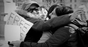 free 'group' hugs