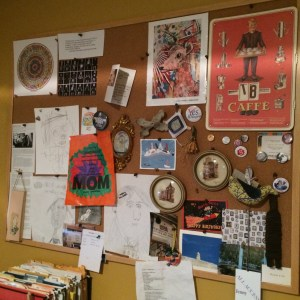 writer's bulletin board