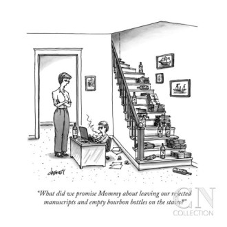 tom-cheney-what-did-we-promise-mommy-about-leaving-our-rejected-manuscripts-and-empt-new-yorker-cartoon