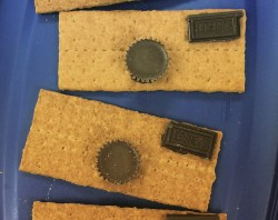 Camera made of cookies
