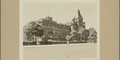 Hebrew Orphans Asylum 1920s