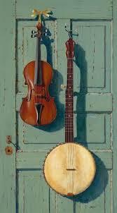 violin banjo