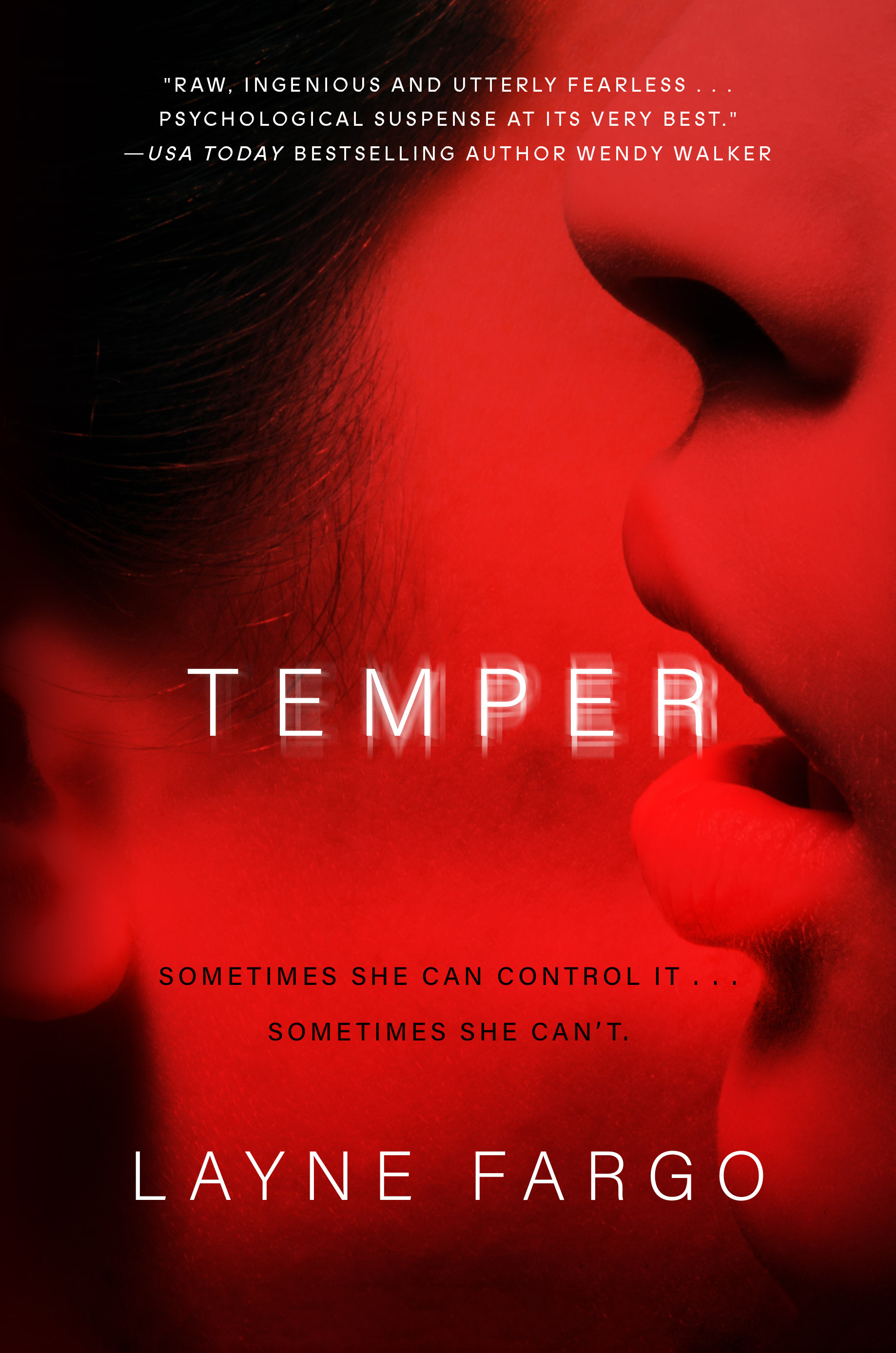 TEMPER - Layne Fargo