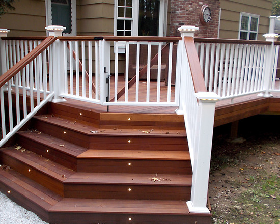 Berkeley Heights Nj Ipe And Azek Deck Deck Pros