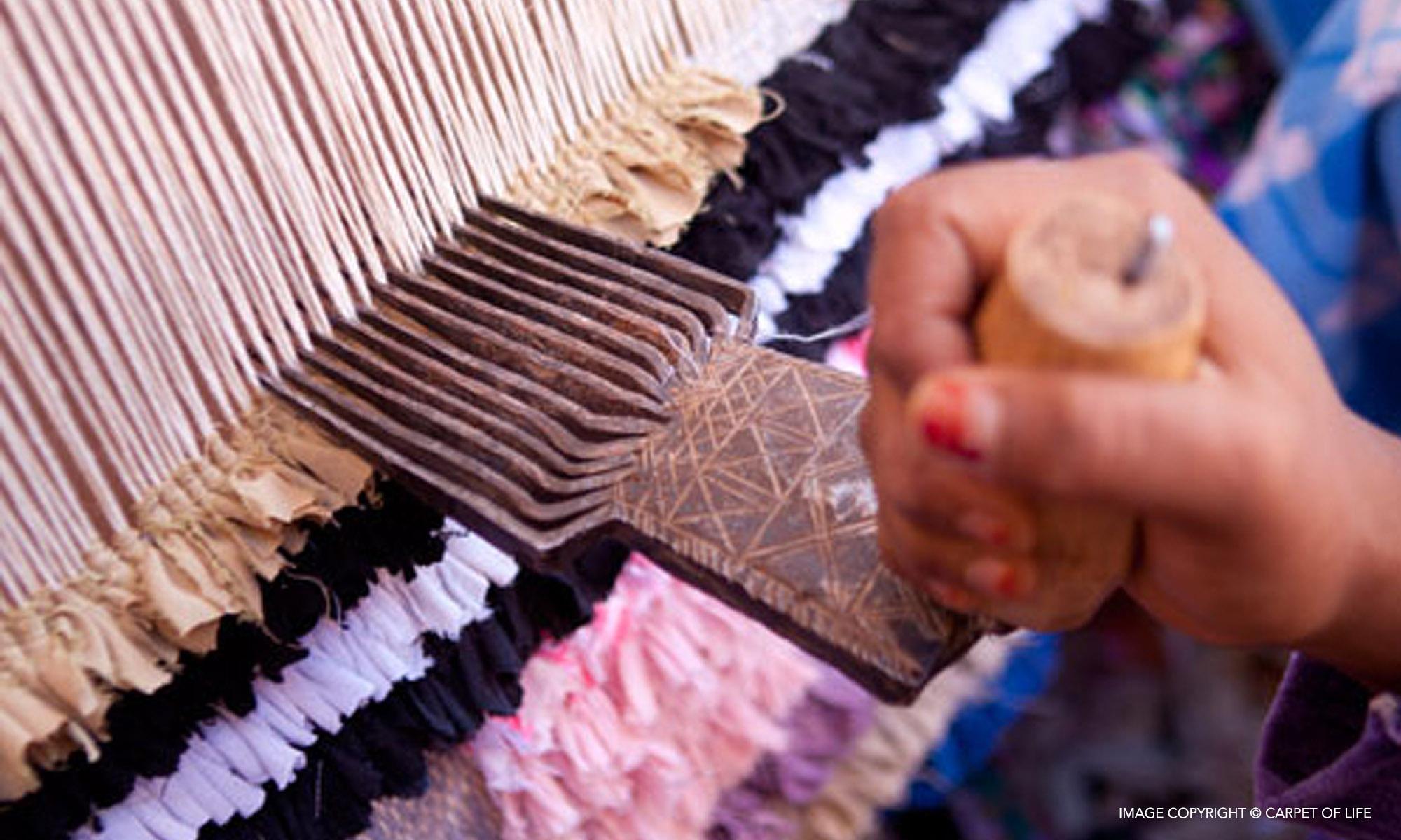 Carpet of Life, Morocco, Taragalte, Boucherouite, Carpets, Bivouac le Petit Prince,