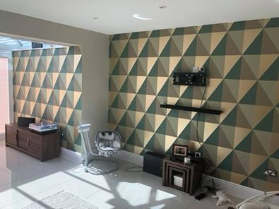 How Much Does It Cost To Wallpaper A Feature Wall Decorator S Forum
