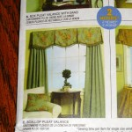 Dining Room Valance