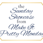 Sunday Showcase from Make it Pretty Monday & Giveaway Winner