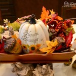 Fall Decor 2014 at the Colonial