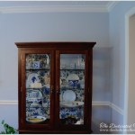 China Hutch Cabinet Repurpose