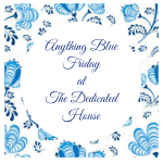 Anything Blue Friday – Week 103