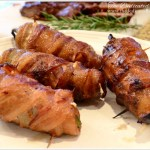In the Kitchen – Grilling Series – Bacon Wrapped Jalapeño Poppers