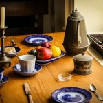 The Dining Table – What Do You Use Yours For?