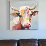 Meet Bessie the Cow – Country Glamor