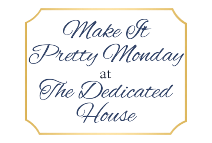 Make Pretty Monday Week 213