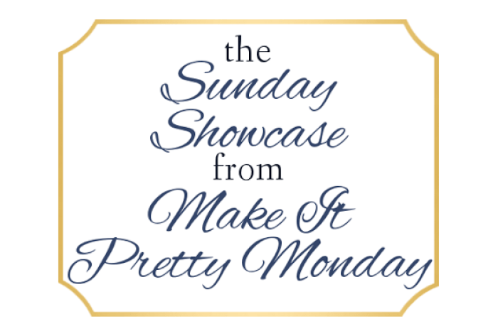 Sunday Showcase - Make Pretty Monday