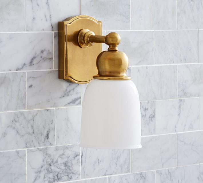 Lighting & Powder Room Update