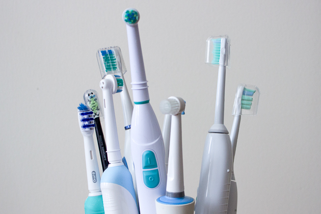 Five Biggest Benefits Electric Toothbrushes