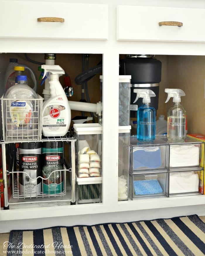 Sink Organization