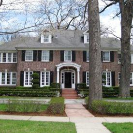 Home Alone Mini-Mansion: #mytowninmovies