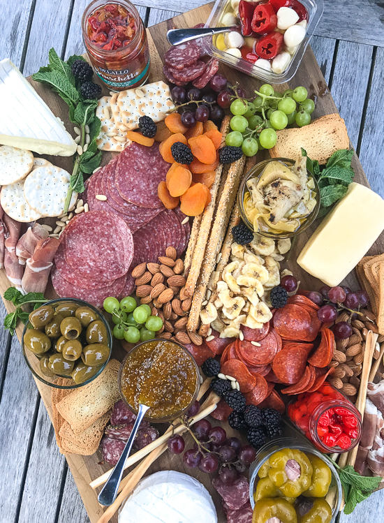 Use Handmade Charcuterie Board Next Party