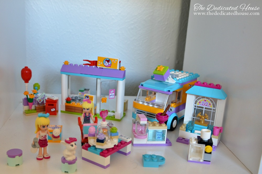 Refreshed Hangout Den American Girl Doll Storage