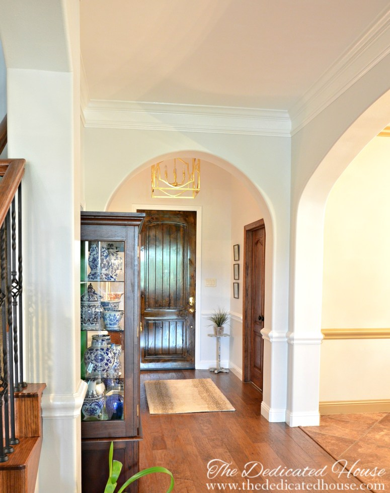 Entry Hall Reveal