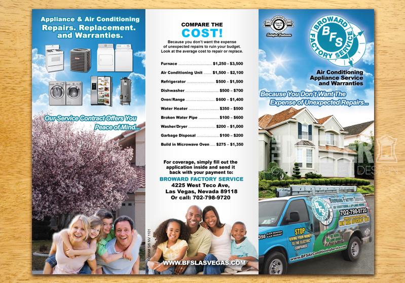Order Las Vegas Brochure