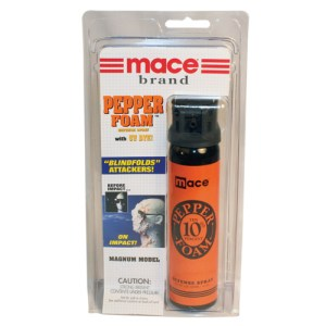 Mace Pepper Foam Magnum Model